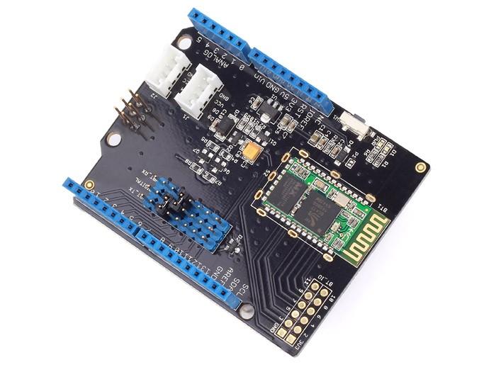 Seeed bluetooth shield arduino compatible shields
