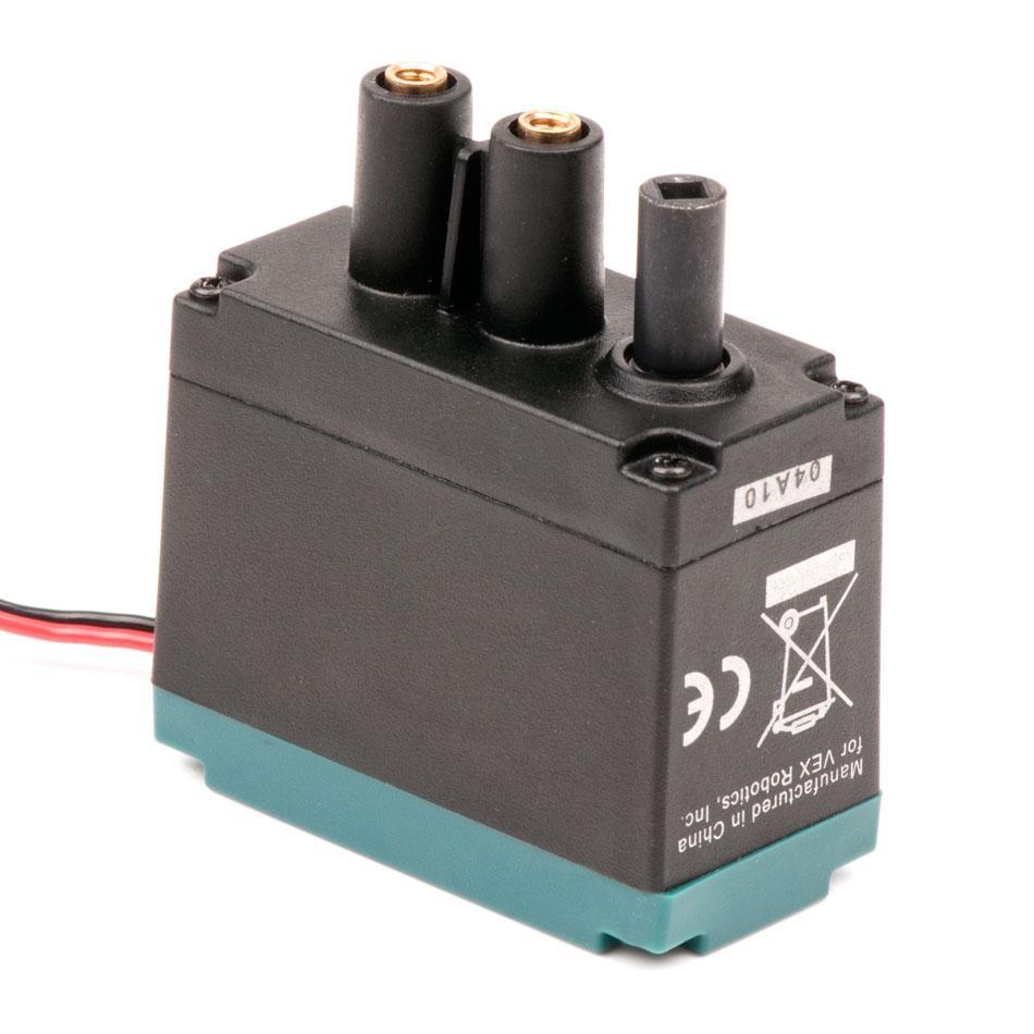 Vex 2 Wire Motor 393 Vex Edr