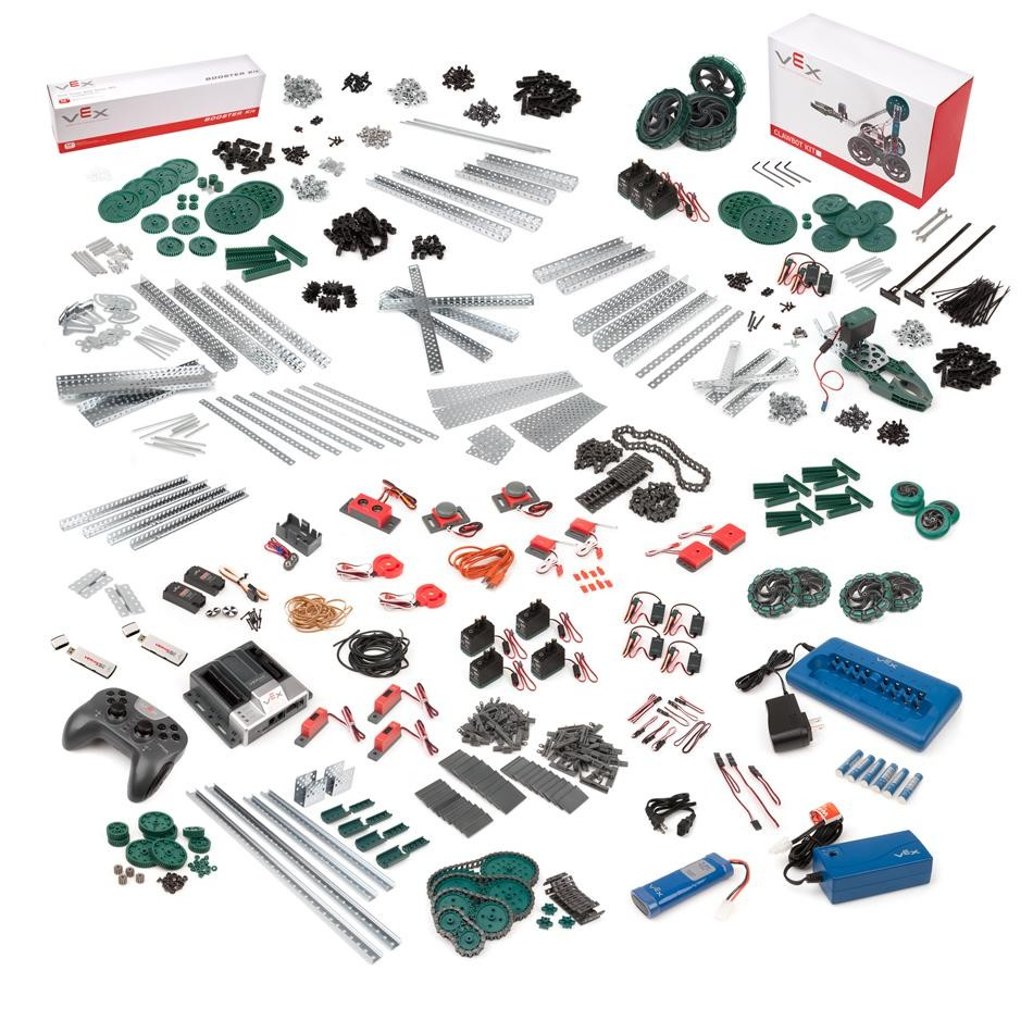 Vex Classroom Competition Super Kit Classroom Supplies Vex Edr