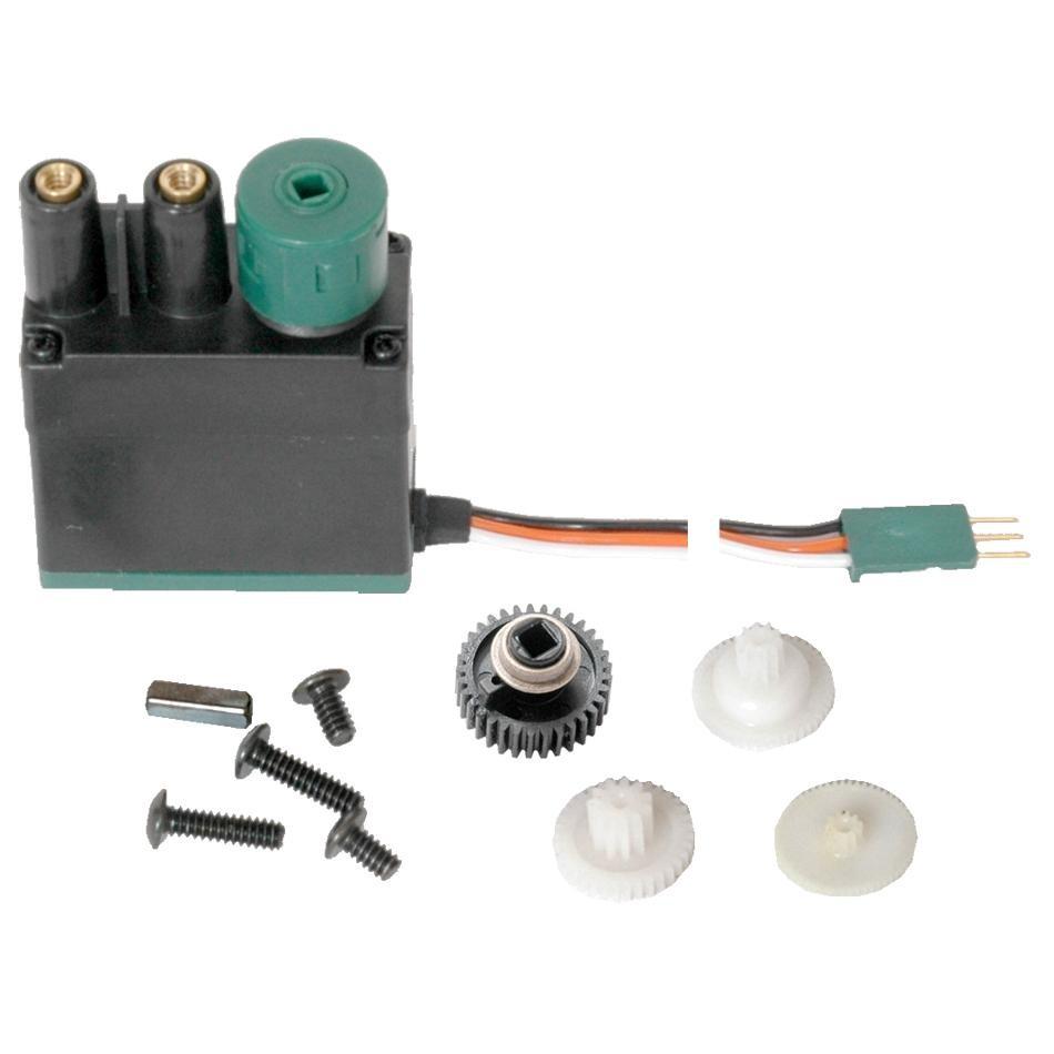 VEX 3-Wire Servo - Motors and Gears - VEX EDR