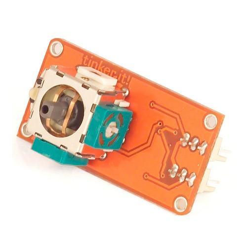 Tinkerkit joystick module tinker kit arduino
