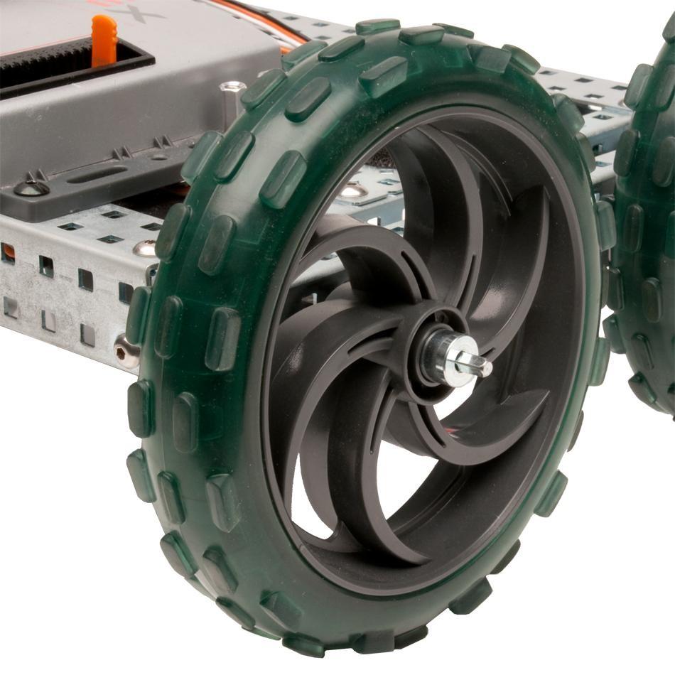 Vex 5 Wheel 4 Pack Wheels Vex Edr