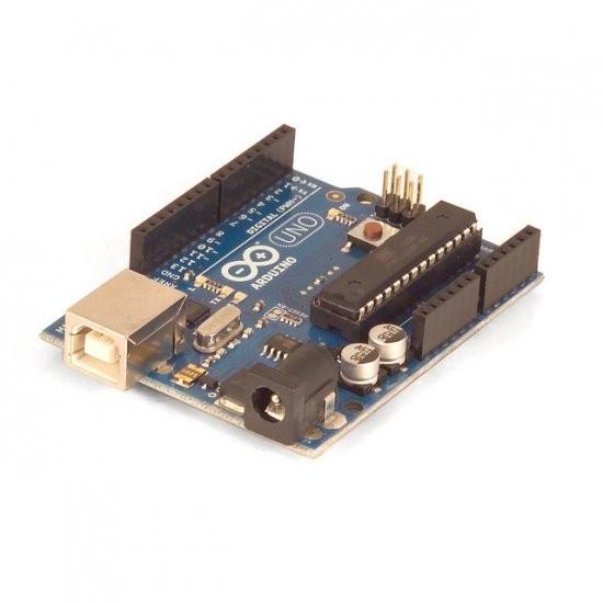 Arduino uno rev microcontrollers