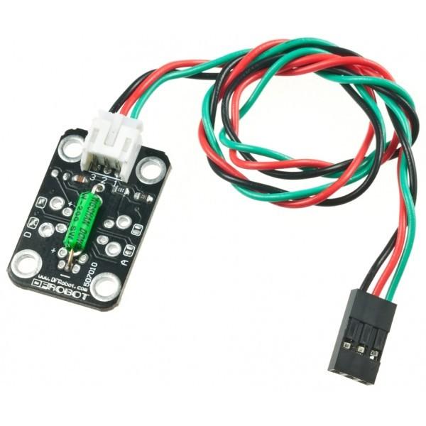 arduino adxl345 tilt sensor - YouTube