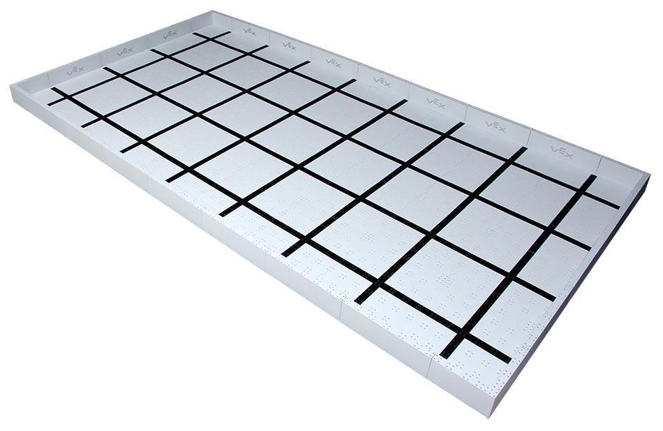 Vex Iq Challenge Full Field Perimeter Tiles