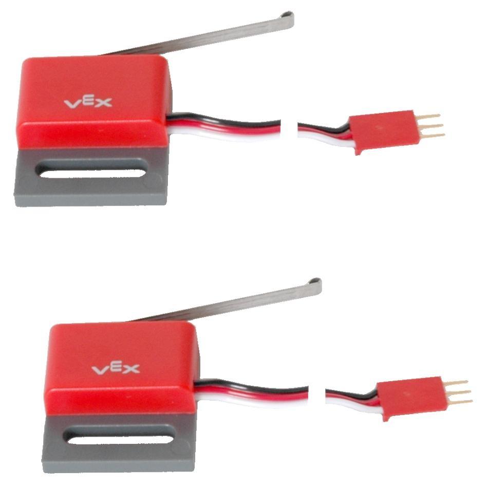 VEX Limit Switch (2-pack) - Sensors - VEX EDR