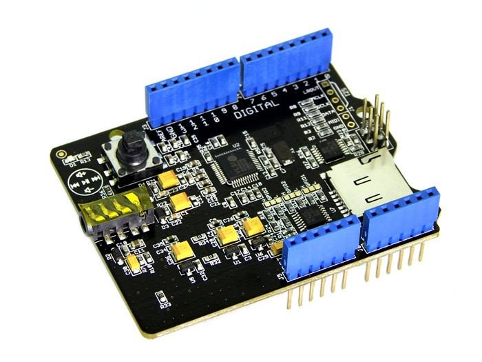 Amazoncom: arduino audio shield