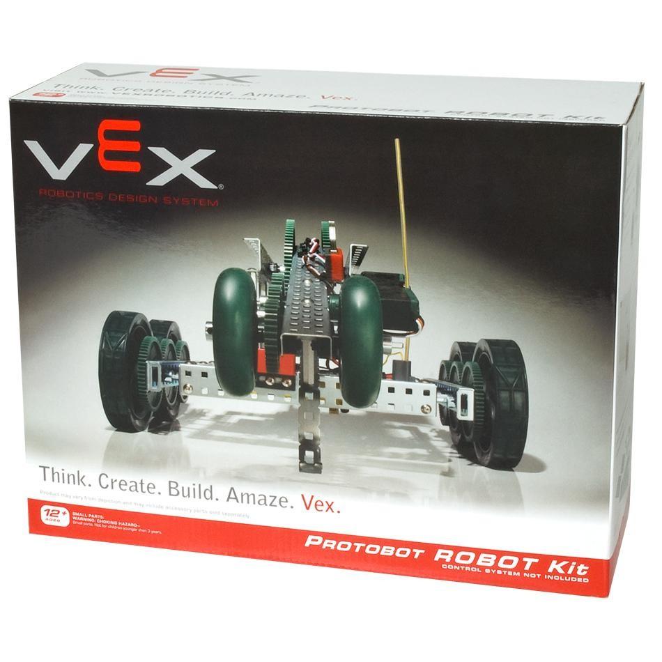 Vex Protobot Robot Kit Kits Vex Edr