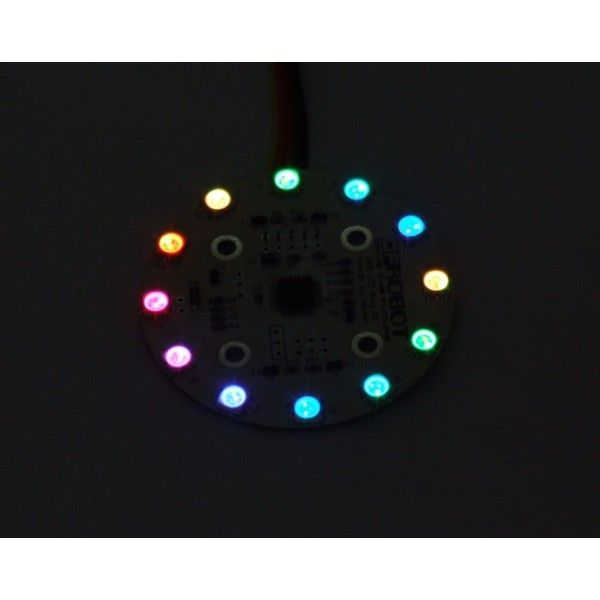 Led Lights Rainbow: Rainbow LED Ring V3 (Arduino Compatible)