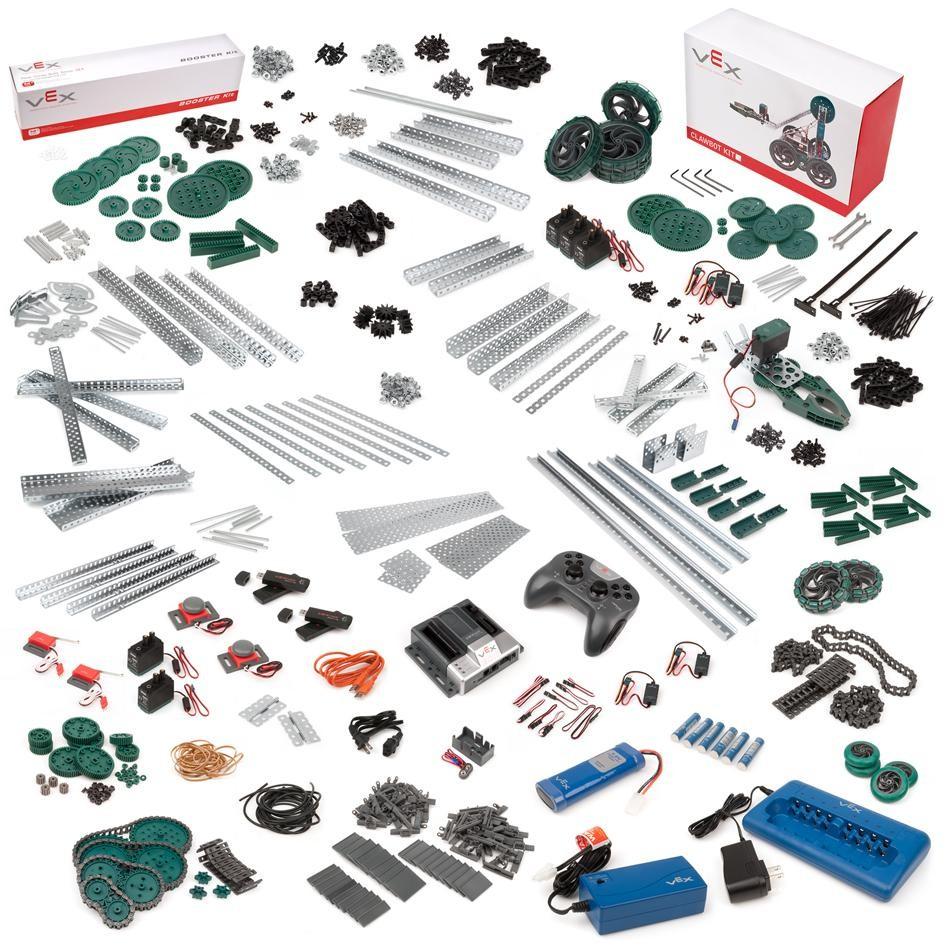 VEX Robotics Swept Away Classroom Bundle - Classroom Supplies ...