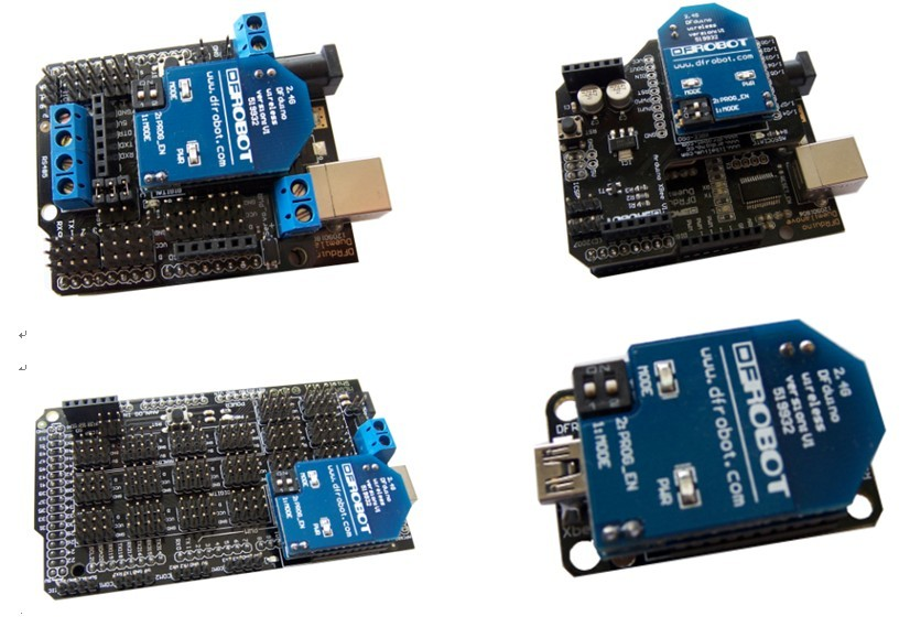 Monitor your home remotely using the Arduino WiFi