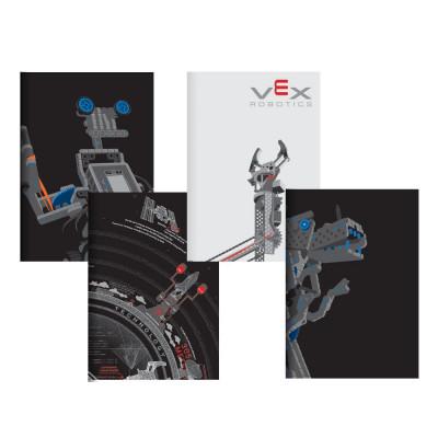 VEX STEM Posters (4-pack)