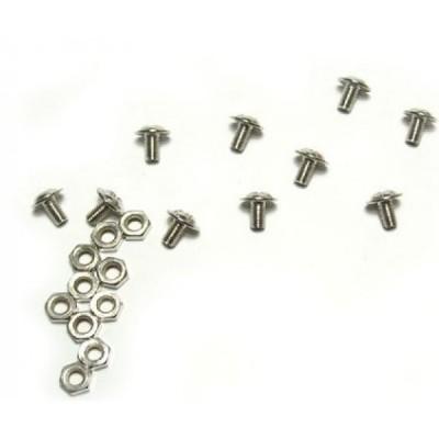 10 sets M3 * 5 mounting screws