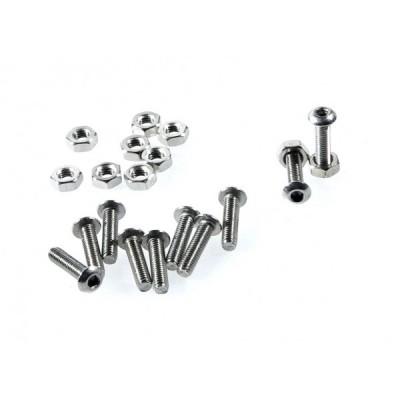 10 sets M3x16 screw low profile hex head cap screw