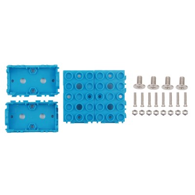 Grove - Wrapper 1*2 (4 PCS) (Blue)