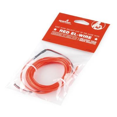 EL Wire - Red Retail