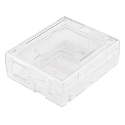 Arduino Yun Enclosure - Clear Plastic