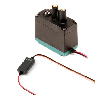 2-Wire Motor 393 with Motor Controller 29