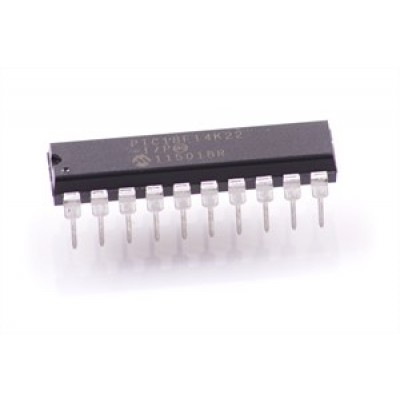 PICAXE-20X2 microcontroller (PIC18F14K22)