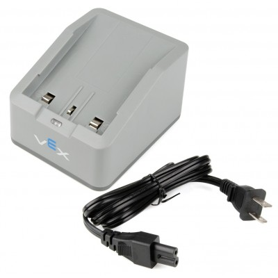VEX IQ Robot Battery Charger with Power Cord