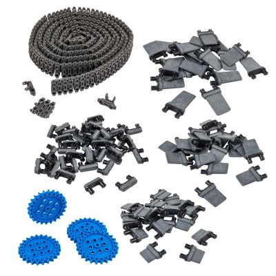 VEX IQ Tank Tread & Intake Kit (Blue)