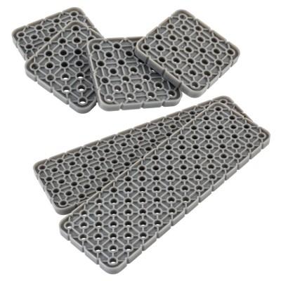 VEX IQ 4x Plate Base Pack (Gray)