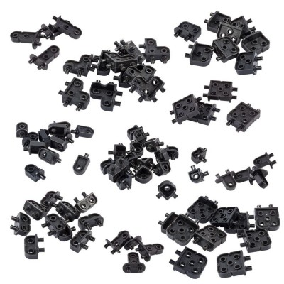VEX IQ Corner Connector Base Pack (Black)