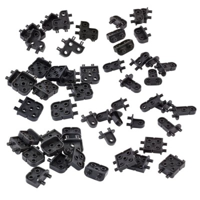 VEX IQ Corner Connector Foundation Add-On Pack (Black)