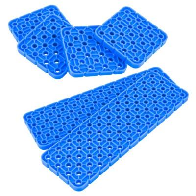 VEX IQ 4x Plate Base Pack (Blue)