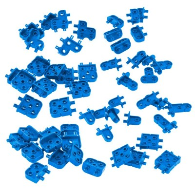 VEX IQ Corner Connector Foundation Add-On Pack (Blue)