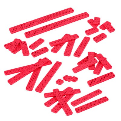 VEX IQ 2x Beam Base Pack (Red)