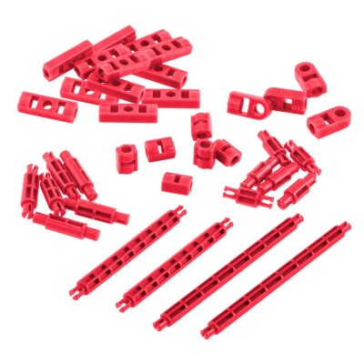 VEX IQ Standoff Foundation Add-On Pack (Red)