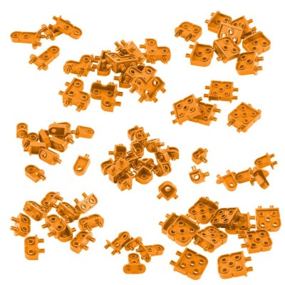 VEX IQ Corner Connector Base Pack (Orange)
