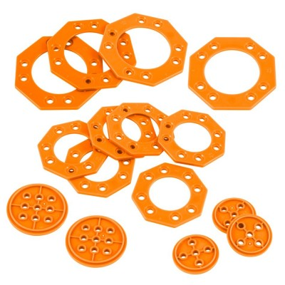 VEX IQ Turntable Base Pack (Orange)