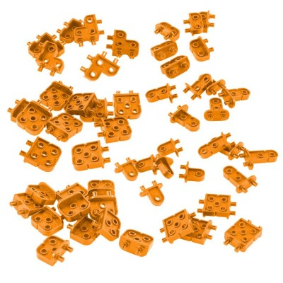 VEX IQ Corner Connector Foundation Add-On Pack (Orange)