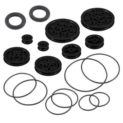 VEX IQ Pulley Base Pack (Black)