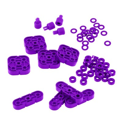 VEX IQ Basic Motion Accessory Pack (Purple)