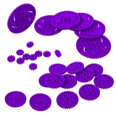 VEX IQ Gear Base Pack (Purple)