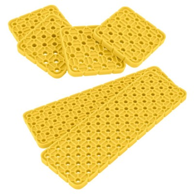 VEX IQ 4x Plate Base Pack (Yellow)