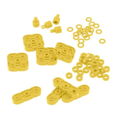 VEX IQ Basic Motion Accessory Pack (Yellow)