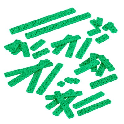 VEX IQ 2x Beam Base Pack (Green)