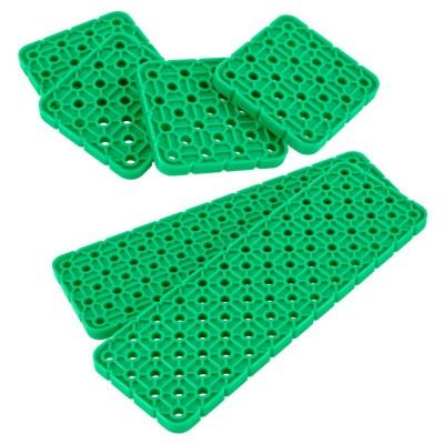 VEX IQ 4x Plate Base Pack (Green)
