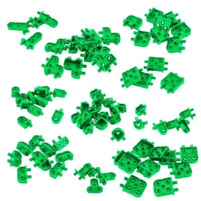 VEX IQ Corner Connector Base Pack (Green)