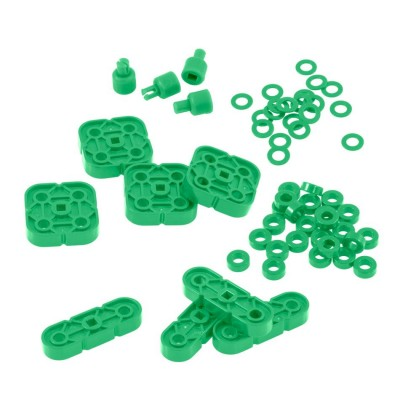 VEX IQ Basic Motion Accessory Pack (Green)