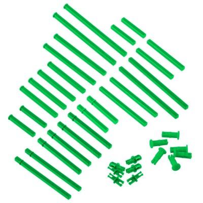 VEX IQ Plastic Shaft Base Pack (Green)