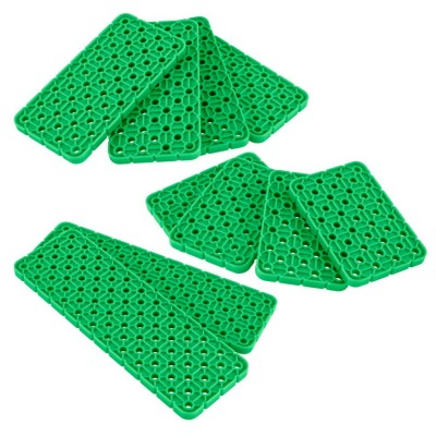 VEX IQ 4x Plate Foundation Add-On Pack (Green)