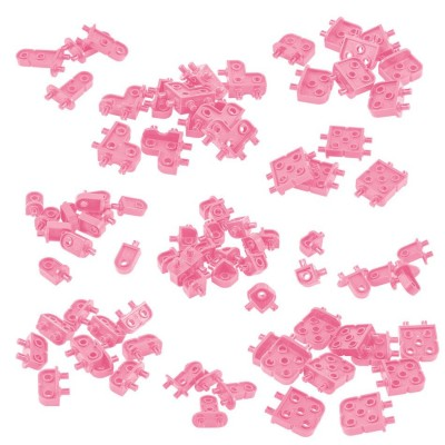 VEX IQ Corner Connector Base Pack (Pink)