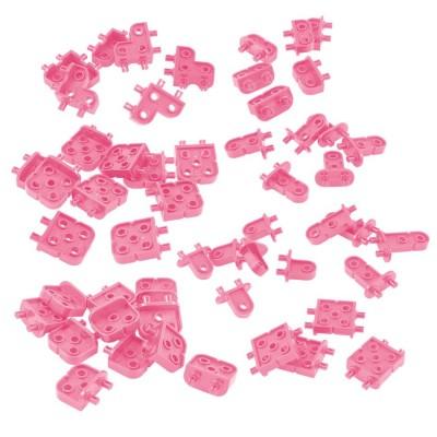 VEX IQ Corner Connector Foundation Add-On Pack (Pink)