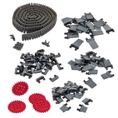 VEX IQ Tank Tread & Intake Kit (Red)