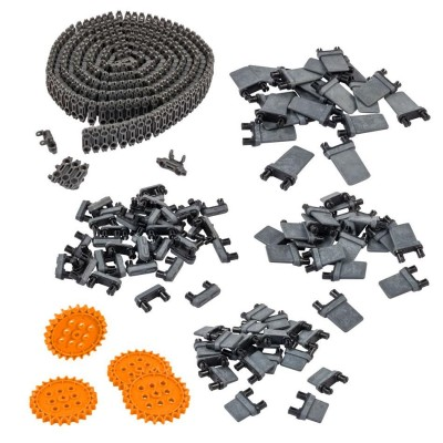 VEX IQ Tank Tread & Intake Kit (Orange)